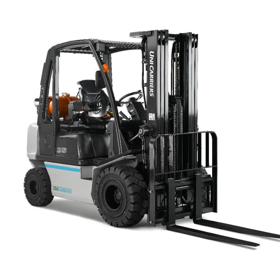 DX – Chariot frontal thermique Diesel et GPL