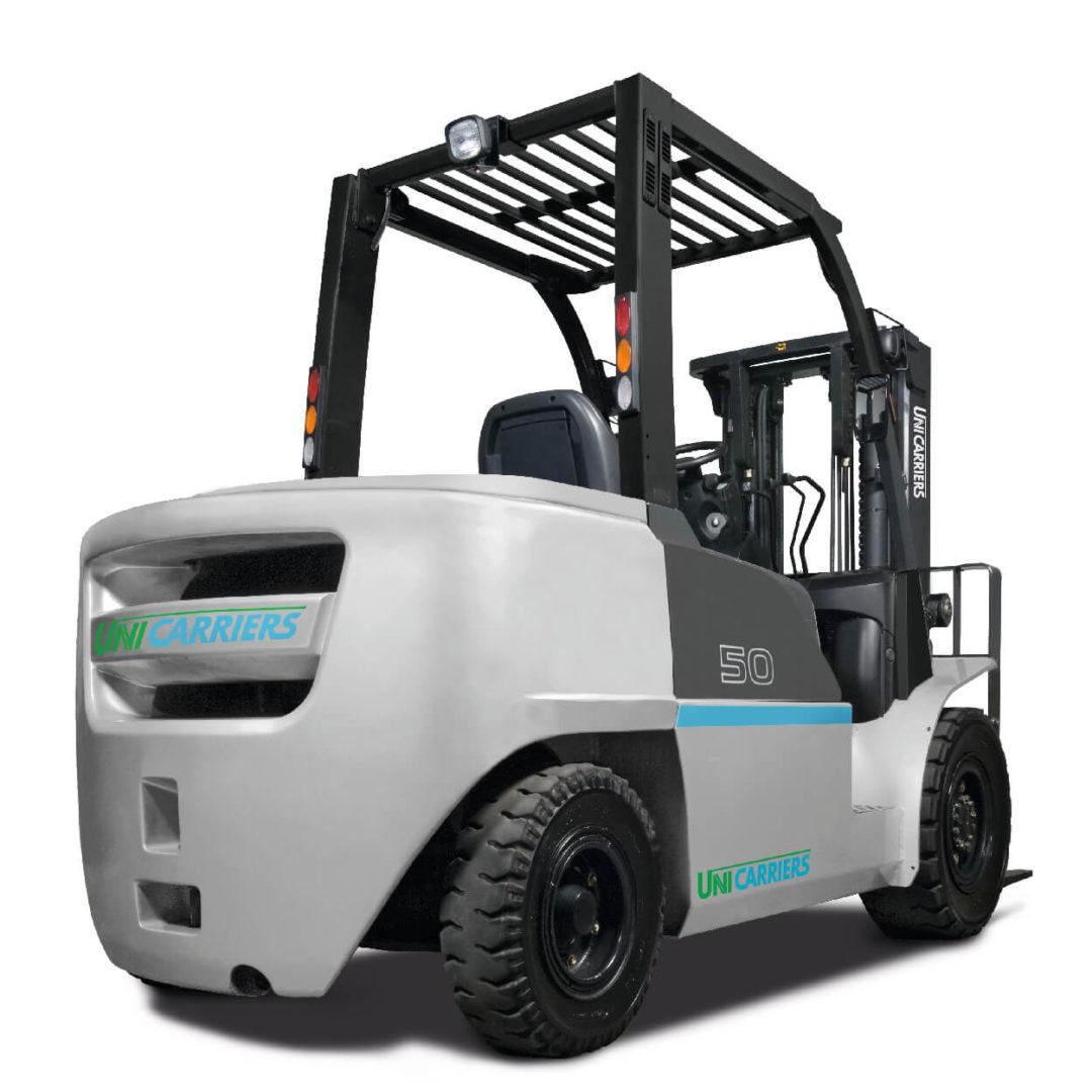 GX – Chariot frontal thermique Diesel et GPL