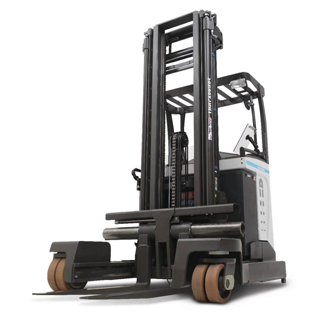 TERGO® UFW – Chariot à mât rétractable multidirectionnel