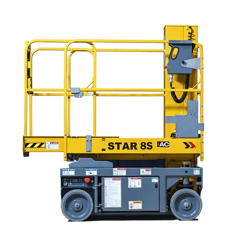 STAR 8 S